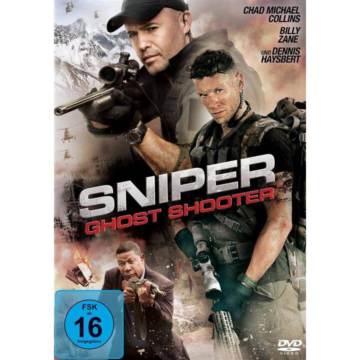 Sniper: Ghost Shooter (ES, IT, DE, EN, RU, FR)