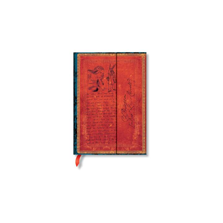 PAPERBLANKS NB fas. Manuscrits Midi vierge 130x180mm, 144 p.