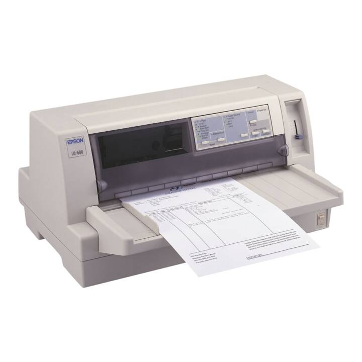 EPSON Nadeldrucker LQ 680Pro