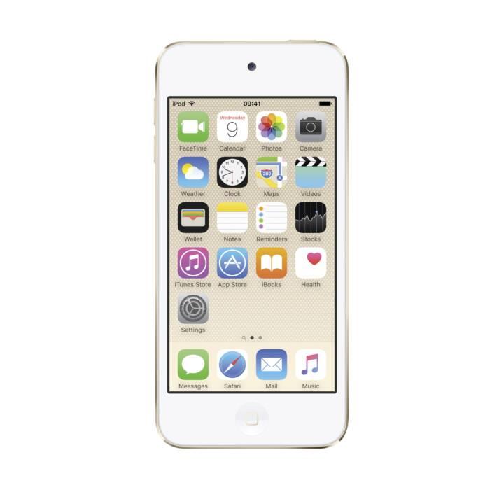 APPLE Lecteur MP3 iPod Touch (128.0 GB, Doré, WLAN, Bluetooth 4.1)