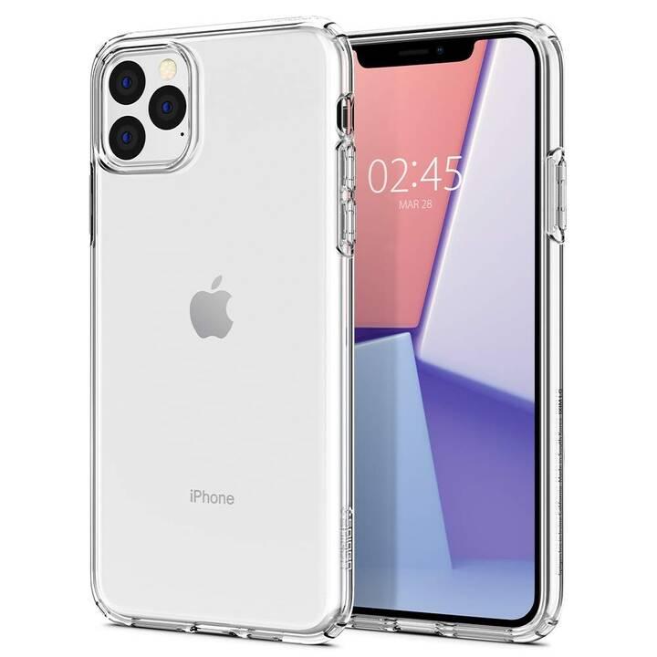 SPIGEN Backcover Liquid Crystal (iPhone XS Max, iPhone 11 Pro Max, Transparent)