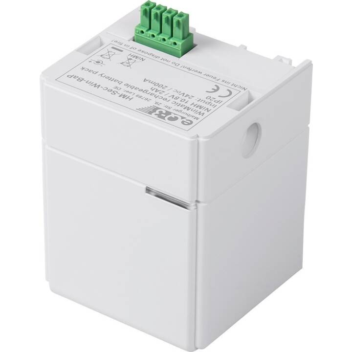 Batterie de rechange HOMEMATIC pour WinMatic