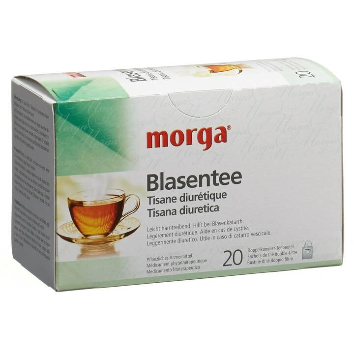MORGA Thé tisane (Thé en sachet, 20 pièce)