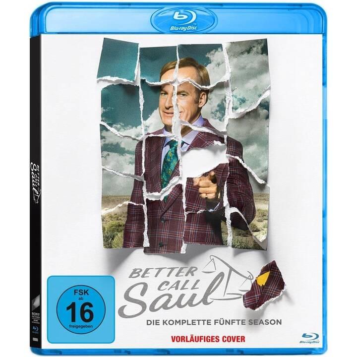 Better Call Saul Staffel 5 (EN, DE, IT, ES)
