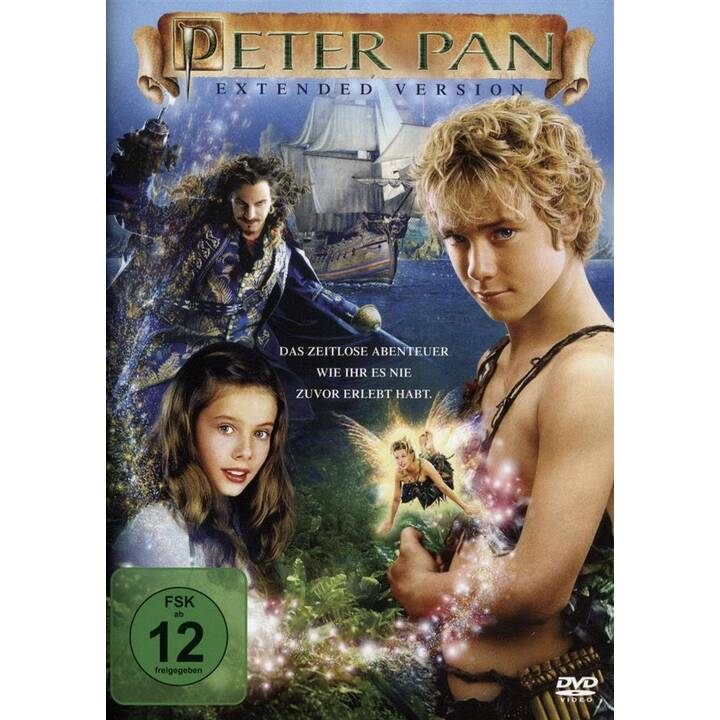 Peter Pan - (Extended Edition) (DE, EN)