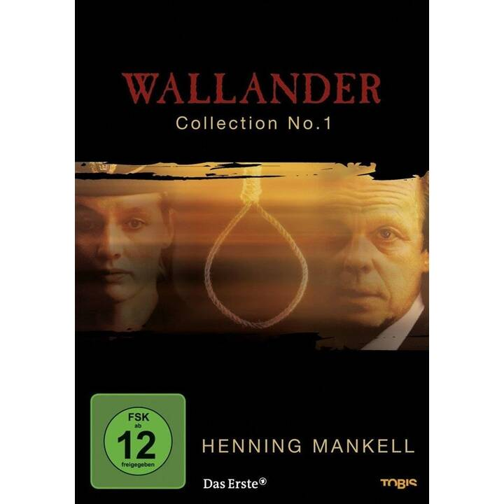 Wallander - Collection No. 1 (DE, SV)