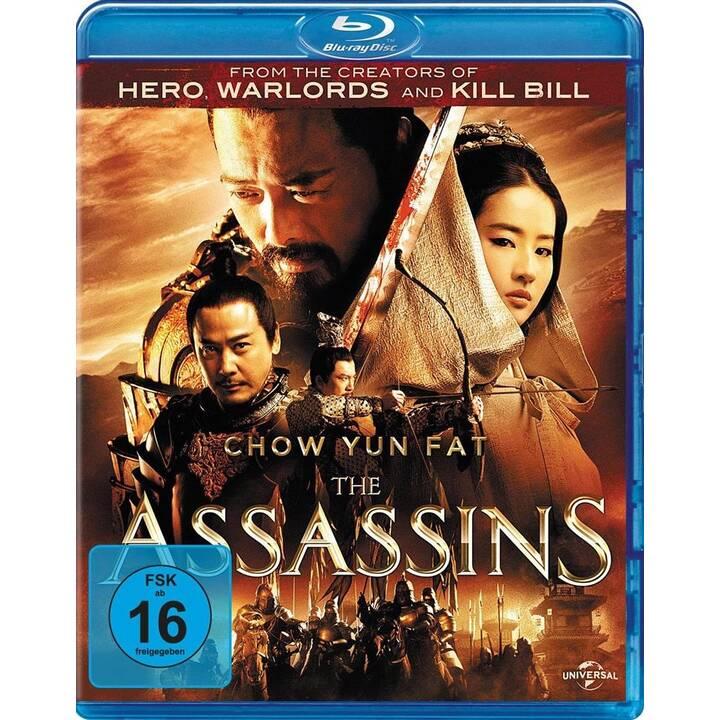 The Assassins (Mandarin, DE, EN, FR)