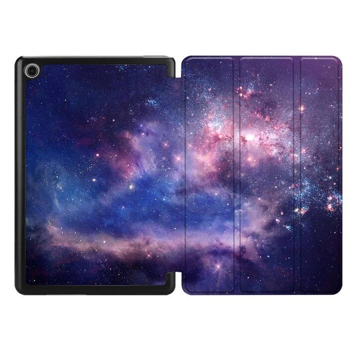 "EG MTT custodia per HUAWEI MediaPad T5 10.1"" 2018 - universo"