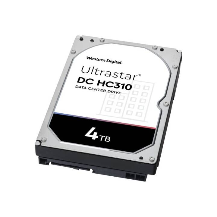 7K6 4TB SATA 6 Gbps 512n SED