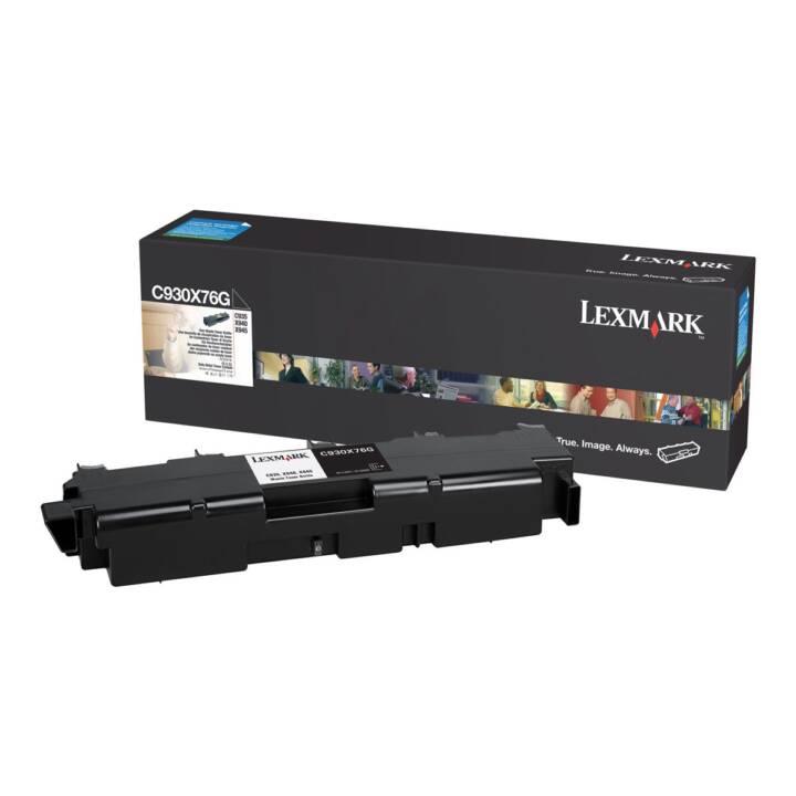 LEXMARK C930X76G Réceptacles pour toner (Noir)
