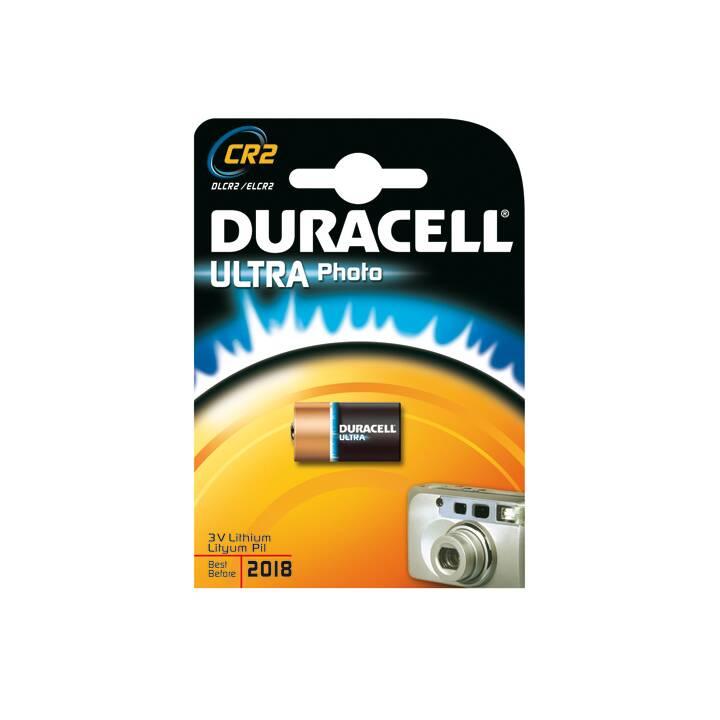 DURACELL Batterie (CR2, Spécifique de l'appareil, 1 pièce)