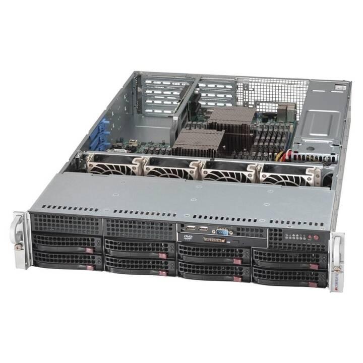 SUPERMICRO SYS-6028R-TRT (Server Case)