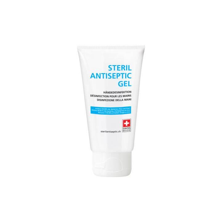 STERIL ANTISEPTIC Disinfettante (5x50 ml, Gel)