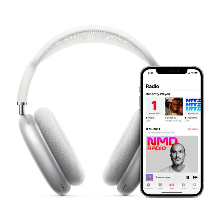 APPLE AirPods Max (Over-Ear, Pink)