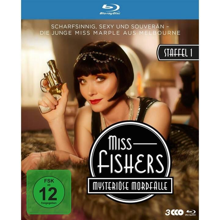 Miss Fishers mysteriöse Mordfälle Saison 1 (DE, EN)