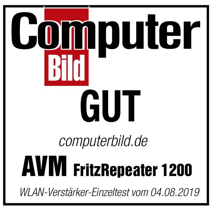 AVM FRITZ!Repeater 1200 WLAN-Mesh