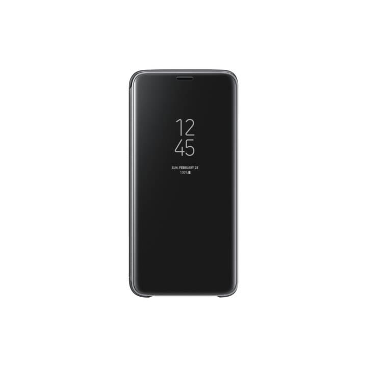 SAMSUNG Couvercle transparent, Galaxy S9, noir