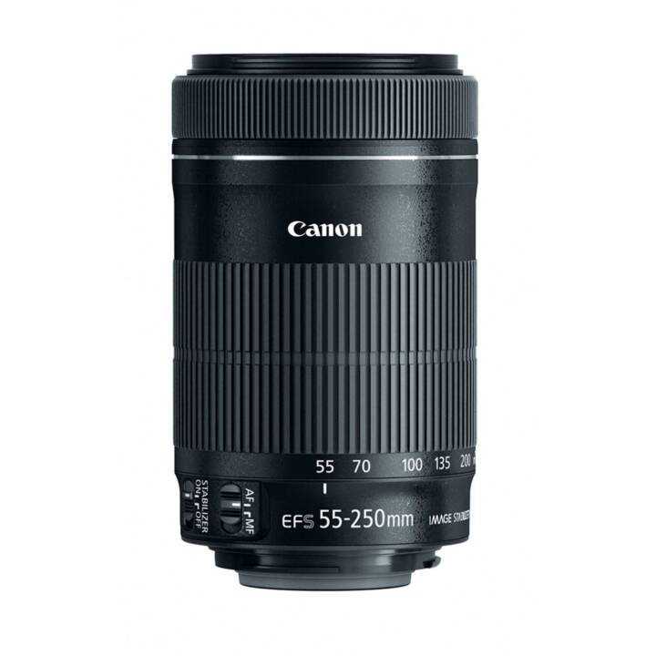CANON EF-S 55 - 250 mm f/4,0 - 5,6 IS STM Import