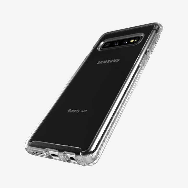 TECH 21 Backcover Pure Clear (Galaxy S10, Transparent)