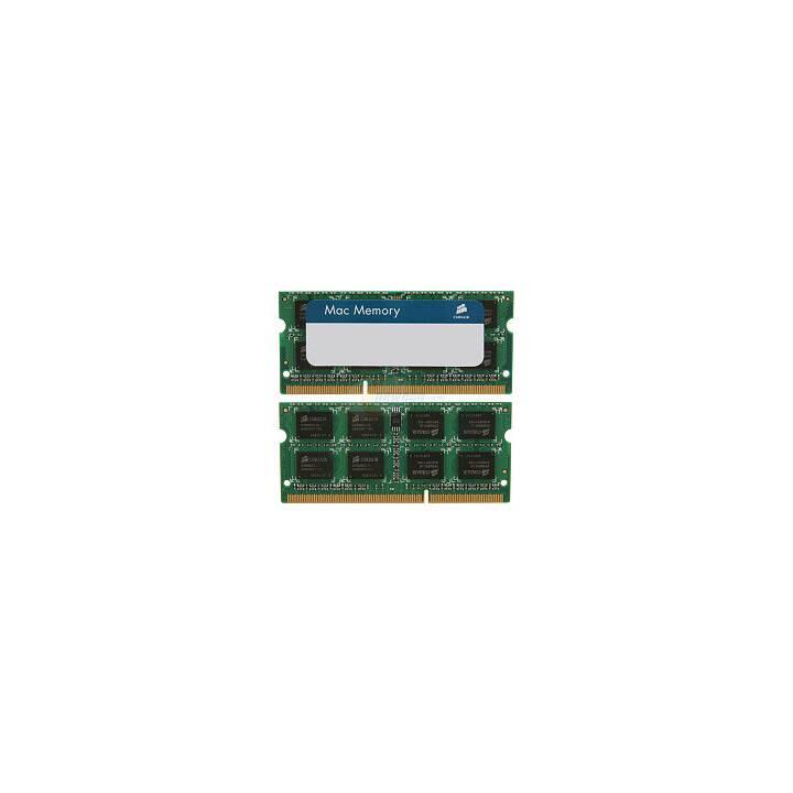 CORSAIR Mac Memo Modulo di memoria da 8 GB