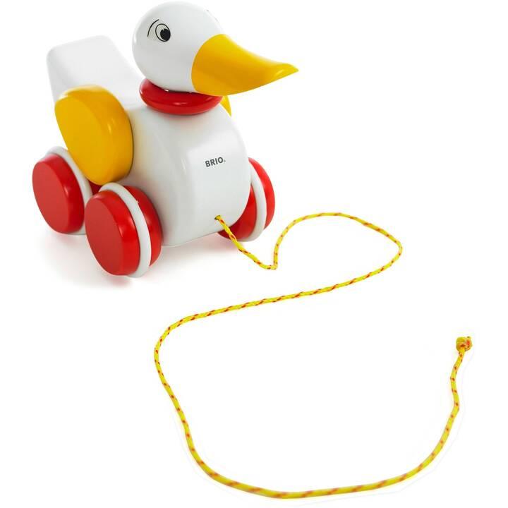 BRIO Giocattoli da tirare Duck