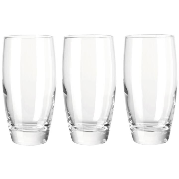 MONTANA Wasserglas (350 ml, 3 Stück)