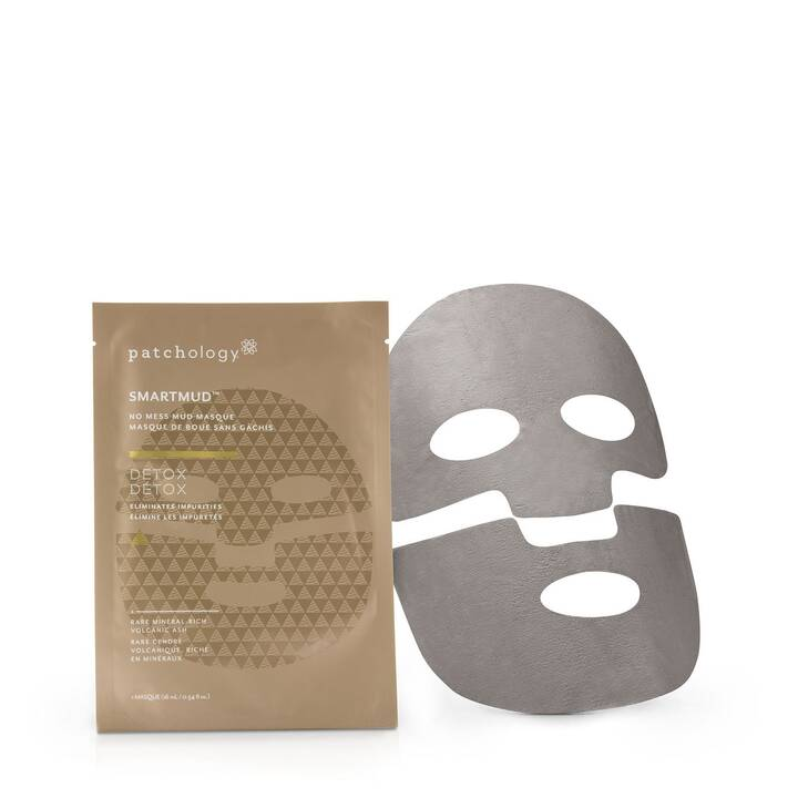 PATCHOLOGY SmartMud Maske (Gesicht, 4x16ml)