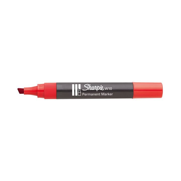 SHARPIE Permanent Marker (Rot)