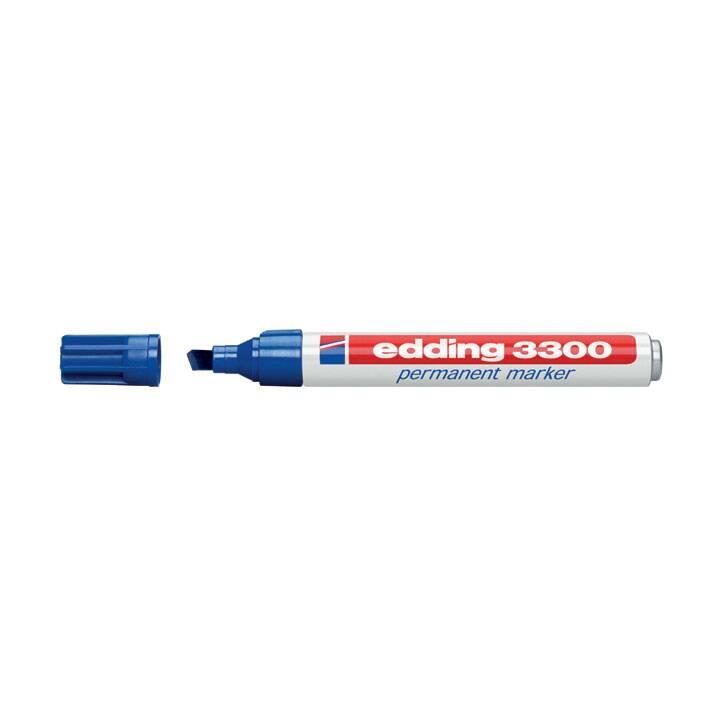EDDING Permanent Marker 3300 blau