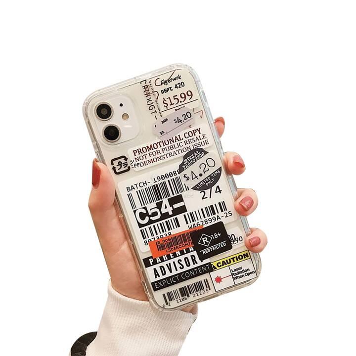 "EG Mornrise Hülle für Apple iPhone 11 Pro 5.8 ""2019 - Barcode"