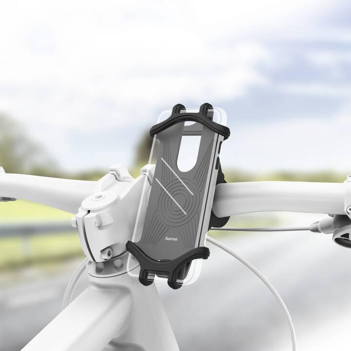HAMA Fahrradzubehör Smartphone Mount (Schwarz)