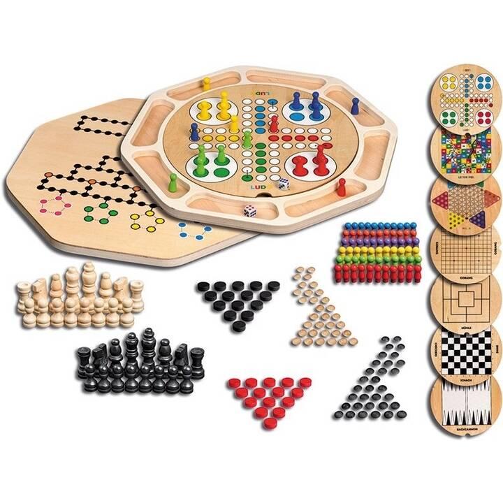 PHILOS Collection de jeux classique