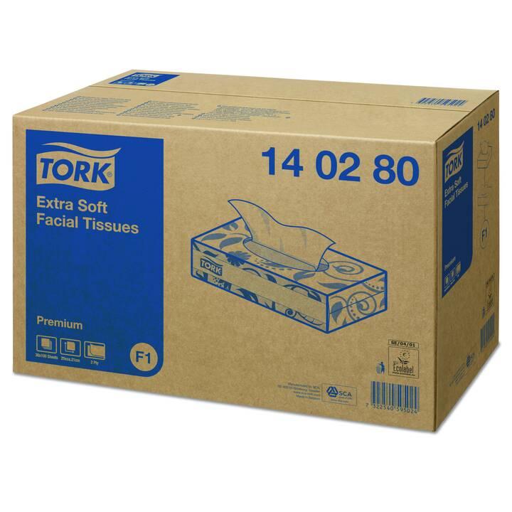 TORK Salviettine cosmetiche Premium F1 (100 foglio)
