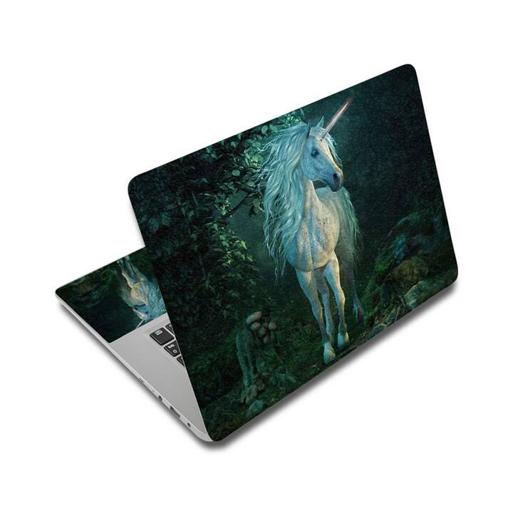 "EG adesivo per laptop 14"" - fantasia"
