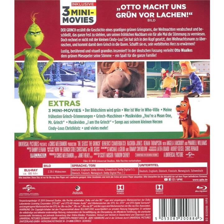 Der Grinch (DA, NO, FI, DE, SV, EN)