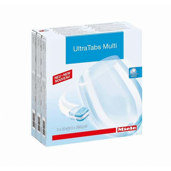 MIELE Détergents pour lave-vaisselle UltraTabs Multi (Tabs)