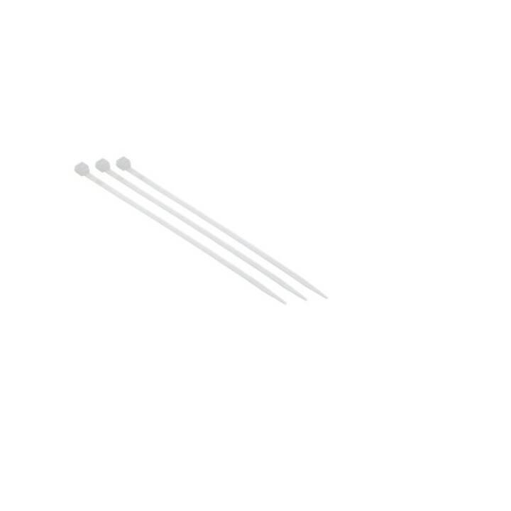 M-CAB Fascette ferma-cavo (150 mm, 100 pezzo)
