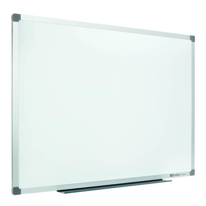 Tableau blanc magnétique en acier classique NOBO