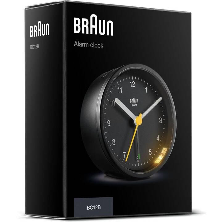 BRAUN Classic (Nero, Sveglia classica)