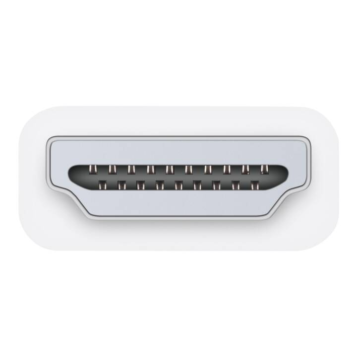Adattatore HDMI/DVI APPLE HDMI/DVI