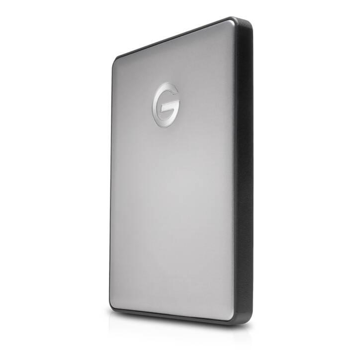 G-TECHNOLOGIE G-DRIVE mobile USB-C Gris