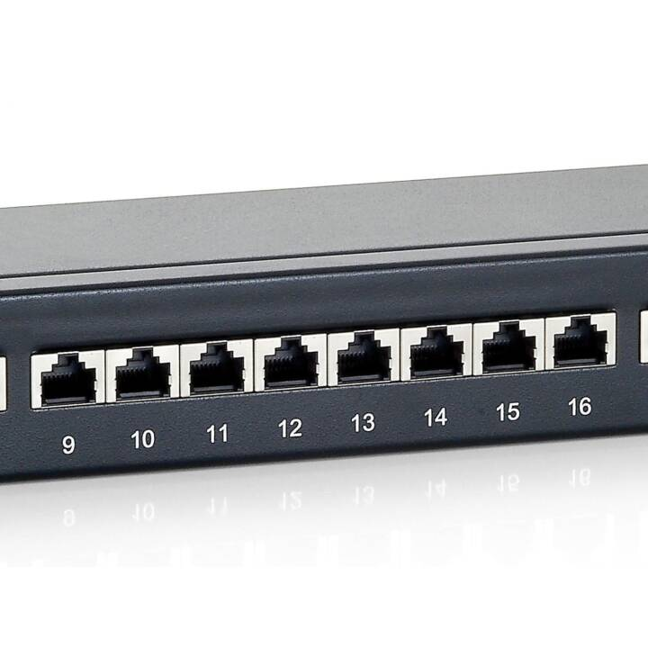 EQUIP Patchpanel 24 Port