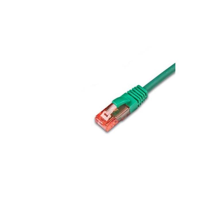 WIREWIN PKW-UTP-KAT6 25.0 GN Câble réseau (Fiche RJ-45, 25 m)