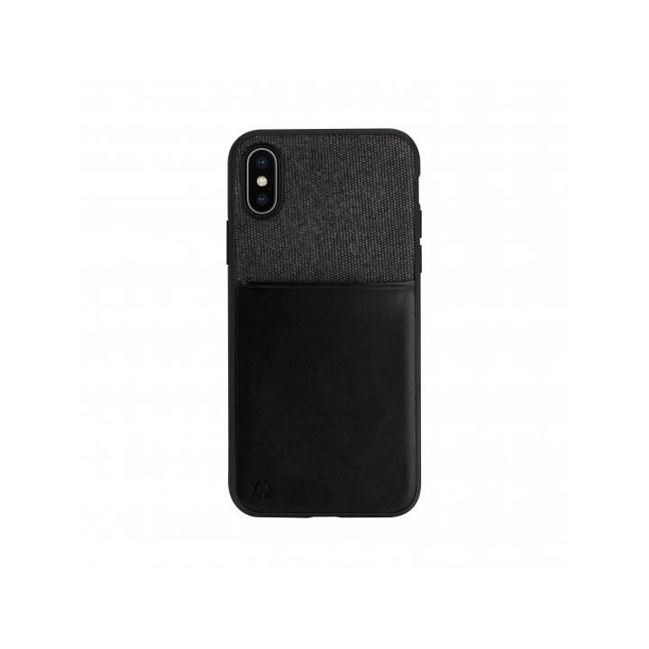Étui à cartes XQISIT 5.8inch Cover Noir