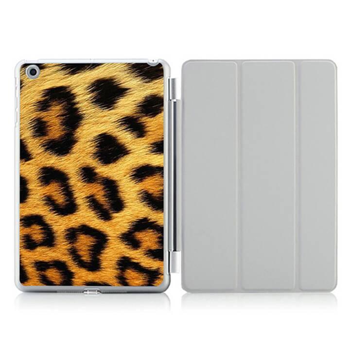 "EG iPad Hülle für Apple iPad 9.7 ""Air 2 - Leopardenmuster"