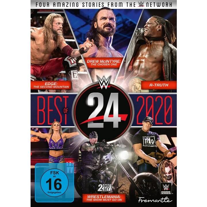WWE 24 - The Best of 2020 (EN)