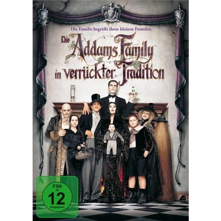 Die Addams Family in verrückter Tradition (EN, DE)