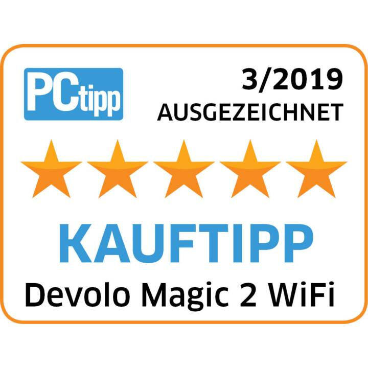 DEVOLO Magic 2 WiFi Starter Kit 2-1-2