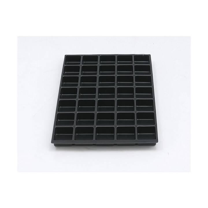 BISLEY MultiDrawer Ablagebox (Schwarz)