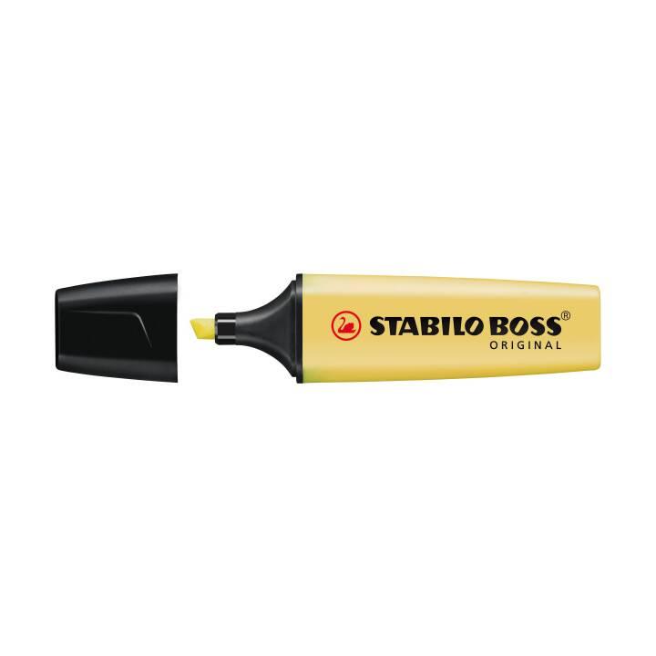 STABILO Boss Textmarker, 5 mm, Gelb